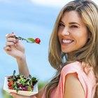 ¿Cuántas calorías por día necesita una persona sana?