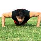 ¿Las flexiones (pushups) trabajan los bíceps?