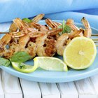How to Cook Large Prawns