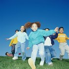 Juegos con actividad física para niños