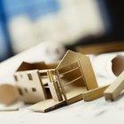 Cómo construir una casa de cartón para un proyecto escolar
