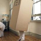 Cómo calcular los pies cúbicos para envíos de mercancías