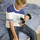 Ejercicios para niños de 12 años de edad