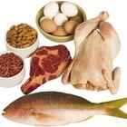 ¿Cuántas proteínas debo consumir al día para perder peso?