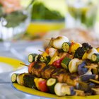 Do You Cook the Veggies Before Grilling Shish Kebabs?