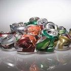 Cómo encontrar dónde reciclar mi latas de soda a cambio de efectivo