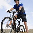 Cómo medir la longitud del vástago de una bicicleta de montaña