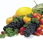 Consecuencias de no comer frutas y vegetales
