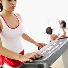 Una caminadora inclinada ¿ayuda a ganar músculo?