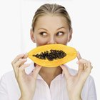 Eating Papaya for Thinning Hair