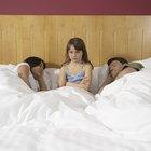 Adolescentes con falta de sueño por distracciones