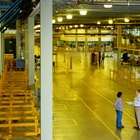 Rules for Line Painting Warehouse Floors