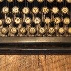 Instrucciones para liberar el margen izquierdo en una máquina de escribir Brother