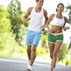 ¿Trotar puede ayudarte a lograr un estómago plano?