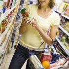 Lista de alimentos saludables para principiantes