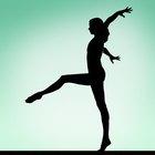 Tipos de equilibrios en gimnasia