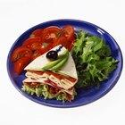Comidas para llevar bajas en carbohidratos
