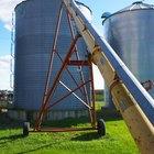 ¿Cómo funcionas los silos de granos?