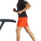 ¿Cuál es la velocidad promedio en la caminadora para un corredor principiante?