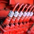 Cómo solucionar problemas de un motor de gasolina de 2 tiempos