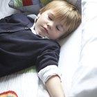 Importancia de que los niños pequeños tomen una siesta