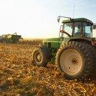 Cómo manejar un tractor