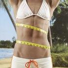 Cómo lograr un abdomen plano y una cintura pequeña