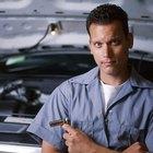 Cómo limpiar la válvula de control de aire a ralentí (IAC) en un Honda Accord