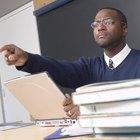 Cómo mantener el orden en el aula