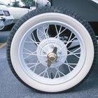 Cómo restablecer el monitor de presión de los neumáticos en la Chevy Silverado 2007