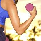 ¿Qué máquinas de ejercicios son buenas para tratar los brazos flácidos?