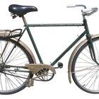 Cómo cambiar los pedales de una bicicleta
