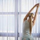 El ejercicio por la mañana se hace antes o después del desayuno