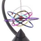 Los niveles de los electrones en los átomos