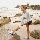 Causas del dolor de rodilla durante los ejercicios