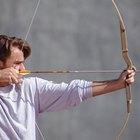 Cómo encontrar la longitud de estiramiento en el tiro con arco