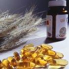 La vitamina E y la presión arterial alta