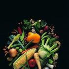 Frutas y verduras con bajo índice glucémico