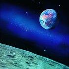 ¿Cuál es la diferencia entre el peso de una persona en la Tierra y en la luna?