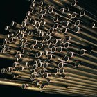 Las propiedades del hierro y las del acero