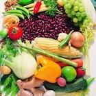 Experimentos de ciencia que implican frutas y verduras