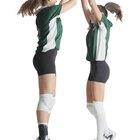 ¿Por qué los pantalones cortos de voleibol son tan ajustados?