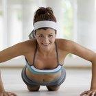 Cómo controlar la respiración al hacer flexiones