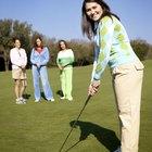 Juegos de golf divertidos para mujeres