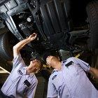 Cómo revisar el líquido de la transmisión de un Honda Civic