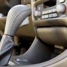 Problemas de transmisión con un Mazda 626