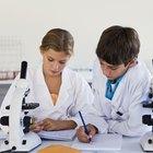 Cómo escribir las fuentes de error en un informe de laboratorio
