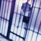 Cómo hacer rejas de cárcel de fantasía