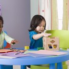 Actividades de similitudes y diferencias para niños