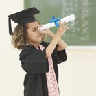 Make a Child's Graduation Gown